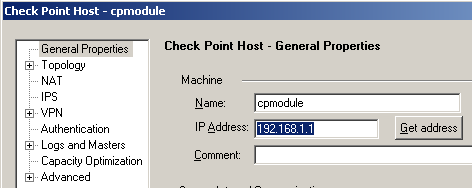 Check Point Install Licenses