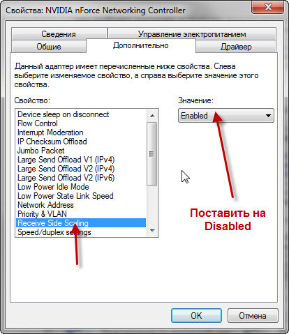 RSS Disabled